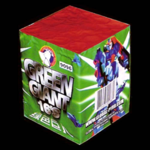 Green Giant 16 Shot