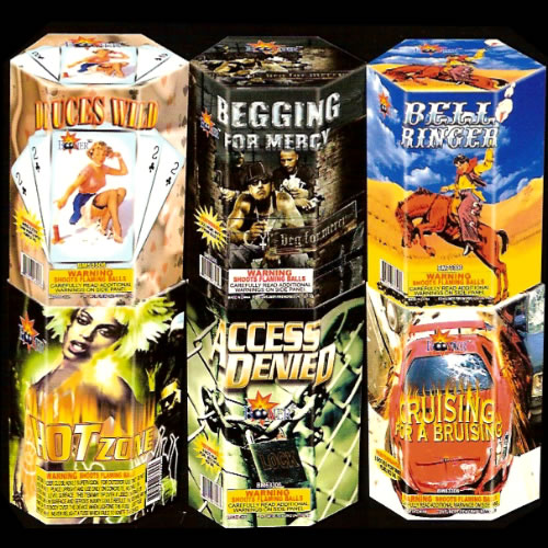 All in One - 6 Shot