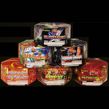 61 Shot Assorted Aerials