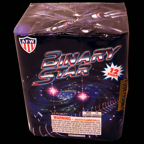 Binary Star - 12 Shot - 300 gram