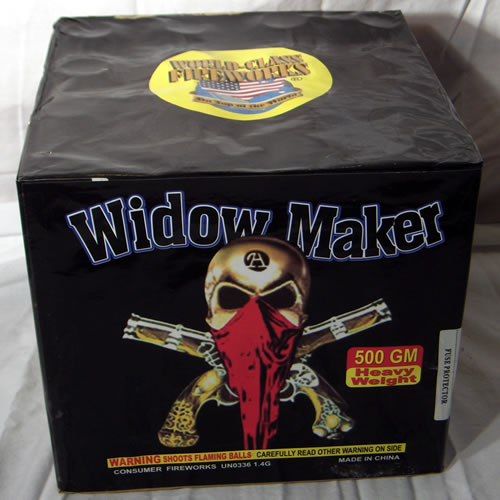 Widow Maker - 16 Shot