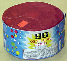 96 Shot Pearl with report
