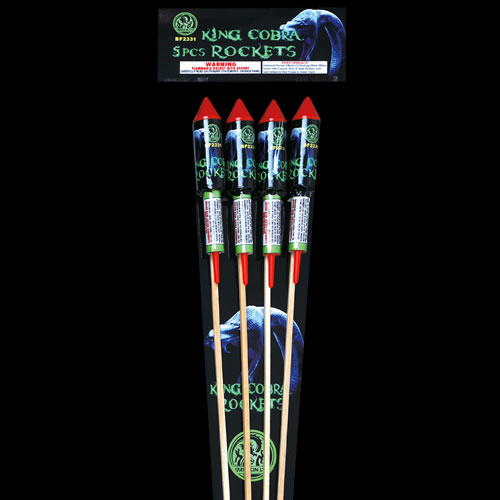 King Cobra Rockets