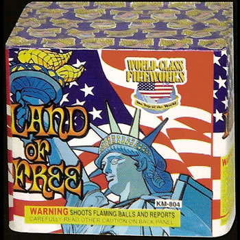 Land of Free - 20 Shot - Loud