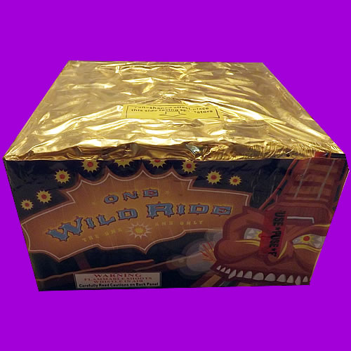 One Wild Ride -  87 Shot