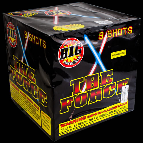 The Force - 3 inch 9 Shot